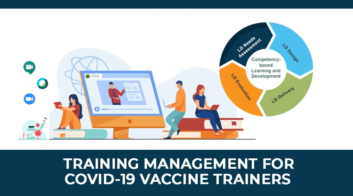 MODULE 9 : Training Management for COVID-19 Vaccine Trainers