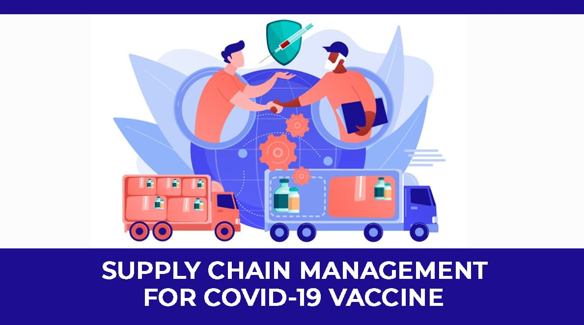 MODULE 3 : Supply Chain Management for COVID-19 Vaccine