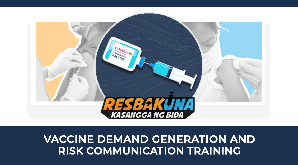 Vaccine Demand Generation and Risk Communication
