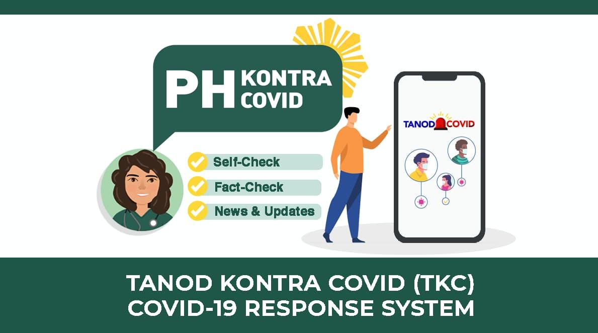 Tanod Kontra COVID (TKC) COVID-19 Response System